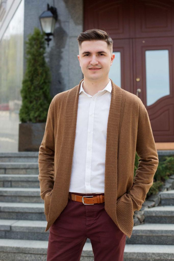 Денис Береговий