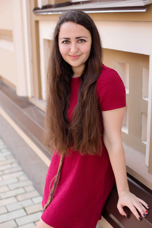 Оксана Кочкодан