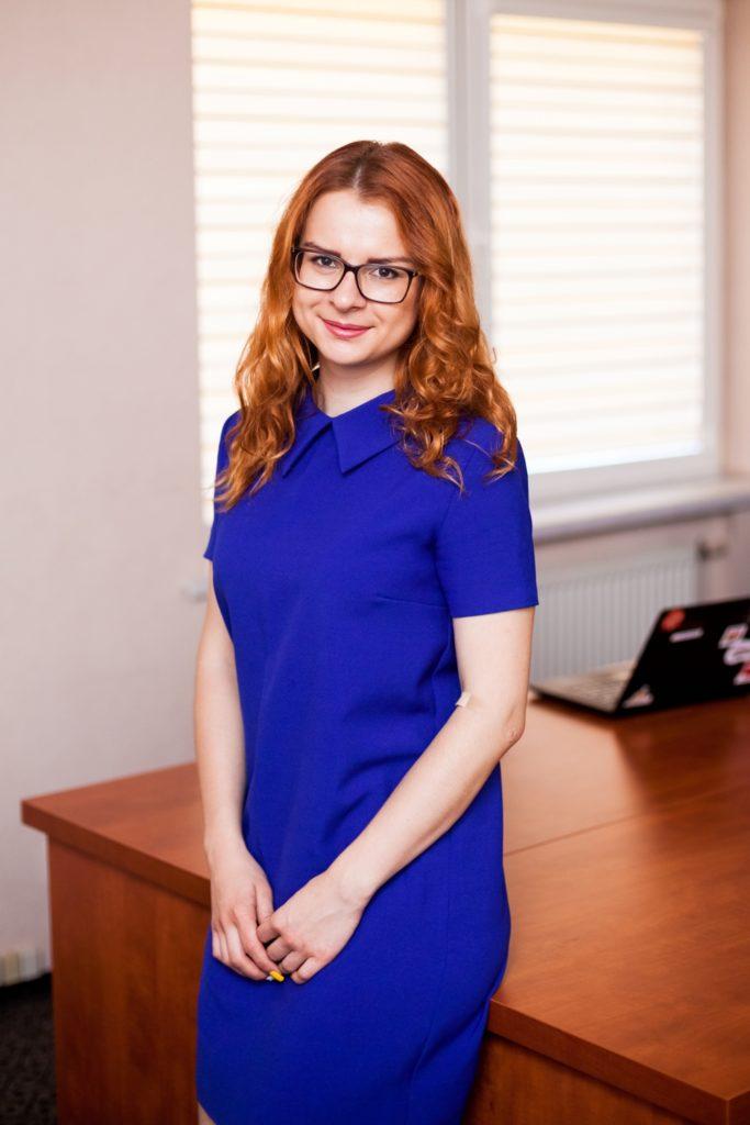 Yuliia Hudymenko